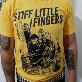 "STIFF LITTLE FINGERS ""ALTERNATIVE ULSTER"""