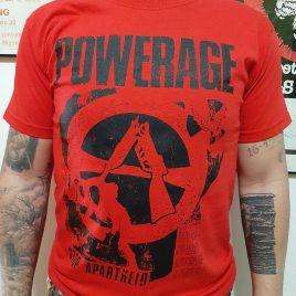 "POWERAGE ""STOP APARTHEID"""