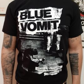 BLUE VOMIT