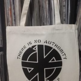 crass totebag